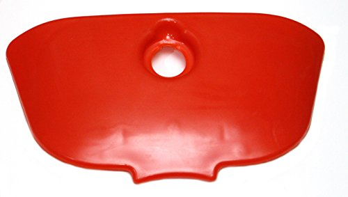JSP Manufacturing Red Glove Box Door Lid Hatch Replacement for Yamaha GP 760 800 1200 Waverunner Jetski ()