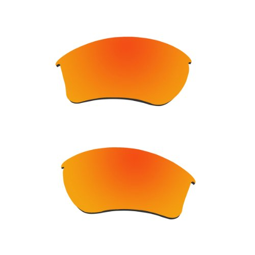 UPC 704550140048, Replacement Polarized Lenses for Oakley Half Jacket 2.0 XL (Fire Red)
