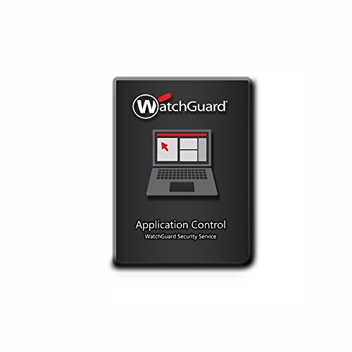WatchGuard | WGM57151 | WatchGuard Application Control 1-yr for Firebox M570 (Control Watchguard Application)