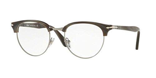08410fa70f Eyeglasses Persol PO 8129 V 1045 DARK HORN: Amazon.co.uk: Clothing