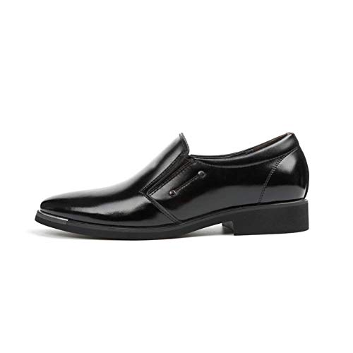 De Caballero Black Boca del De Zapatos LYZGF Los De De Moda La Estaciones Baja De Cuatro La Cuero Hombres Informal ZxtqHgA