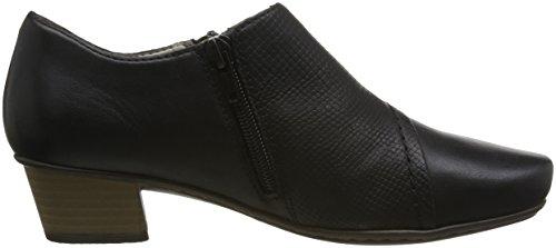 para Mujer Rieker 53861 de Tacón Zapatos Schwarz wwTqA0