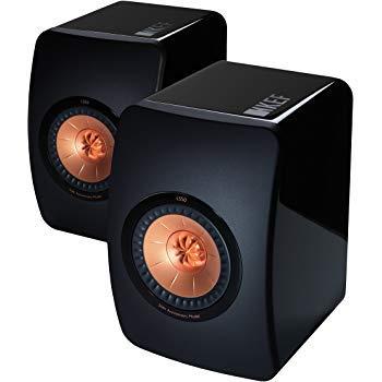 KEF LS50 Mini Monitor - Gloss Piano Black