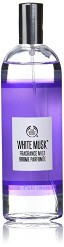 The Body Shop White Musk Fragrance Mist, Paraben-Free Body Mist, 3.3 Fl. Oz.