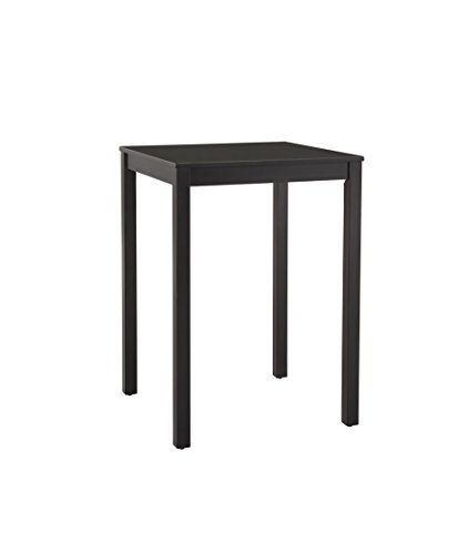 Nantucket Distressed Black Pub Table by Home Styles ()