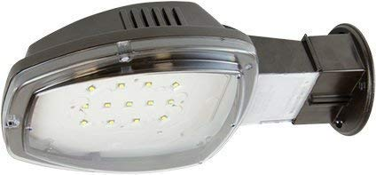 LED Outdoor Security Down Light 3000 Lumen, Dusk to Dawn, Very Bright white light ()
