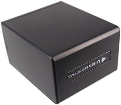DCR-SR88 DCR-SR78 DCR-SR68 DCR-SR68R DCR-SR88E 2850mAh//21.10Wh HSDZ Battery Suitable for Sony DCR-SR100 DCR-SR60 DCR-SR68E//S DCR-SR300 DCR-SR68E DCR-SR62