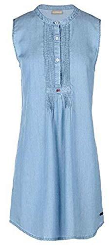 Lyo m43 Denim Napapijri Occasioni Donna Giper Camicia Blu Denim wfRx46Iaq