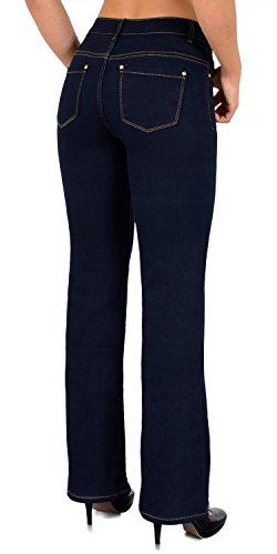 femmes bootcut Jean femme taille grande Typ 112 et jean pantalon noir femme pour bleu Jean J111 en 5pqIRUxq