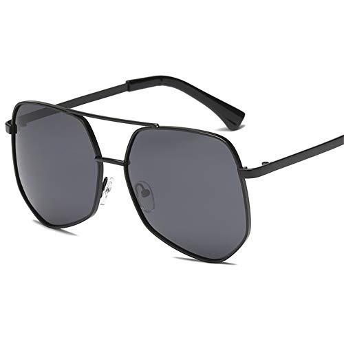 de 58mm mode E NIFG Big lunettes hommes femmes 135 146 polarisées de et Lunettes Frame soleil soleil Vintage nxBAWfBT50
