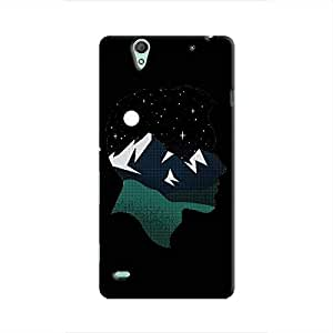 Cover It Up - Lost in Head Xperia C4 Hard Case