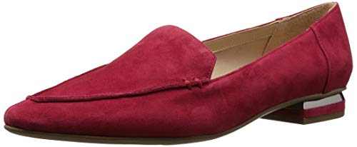 STARLAND Loafer Flat, Scarlet, 8 M US ()