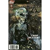 The X-Files #32 (Cropduster)