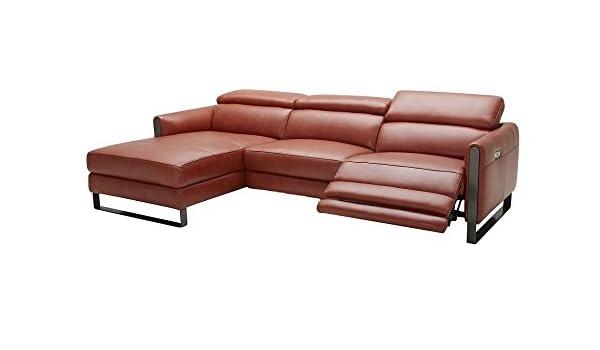 Miraculous Amazon Com J And M Furniture 182771 Lhfc Nina Lhf Chaise Ibusinesslaw Wood Chair Design Ideas Ibusinesslaworg