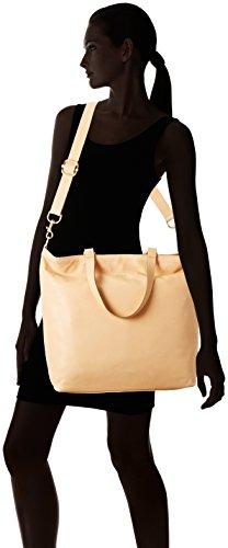 BREEStockholm 34 - Shopper Mujer Blanco - Elfenbein (nature 750)