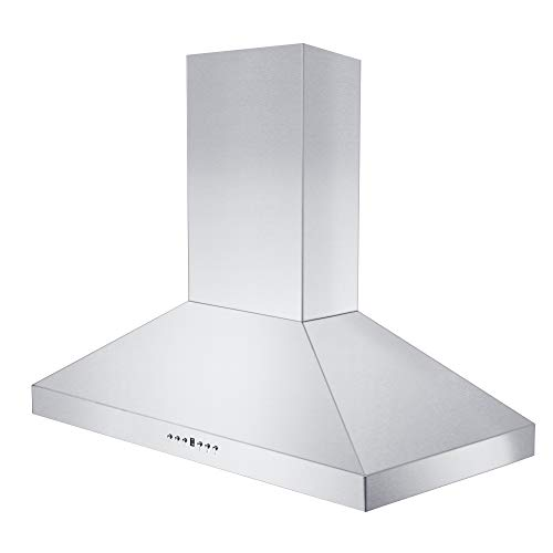 ZLINE 36 in. 760 CFM Wall Mount Range Hood in Stainless Steel (KL3-36)