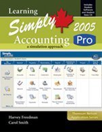 Learning Simply Accounting 2005 Pro
