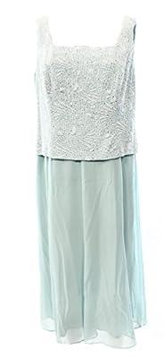 Alex Evenings Women's Petite T-Length Jacket Dress
