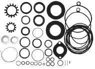 280 290 SP ersetzt 875192 Motor-Spezi Antrieb: Dichtungssatz f/ür Volvo Penta 270 876266 und 876268