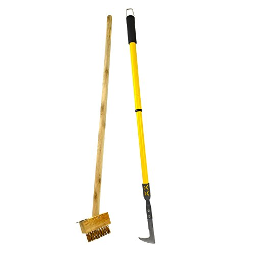 Cheap  Telescopic Extra Long Patio / Paving / Garden / Decking Slab Weeding..