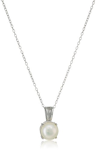 Cultured Pearl Necklace Princess Length