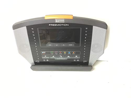 Icon Health & Fitness, Inc. Display Console Panel 385026 ETSF81213 354911 Works with FreeMotion t6.2 Treadmill