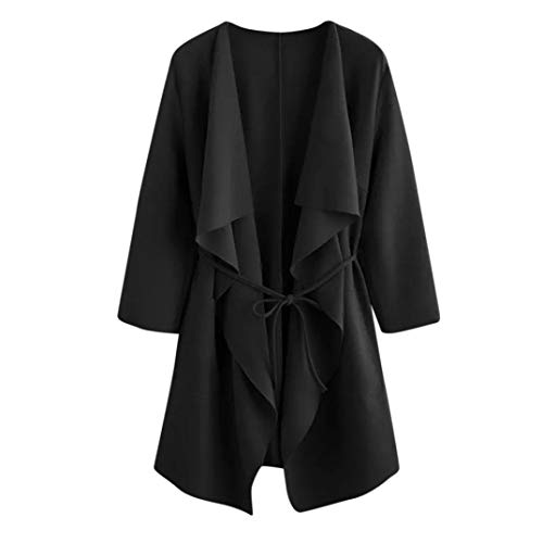 Cheap Jackets Coat Cardigan Open Front Trench Parka Overcoat Long AfterSo Womens -