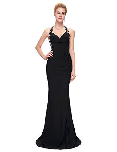long black formal dresses for juniors - 5