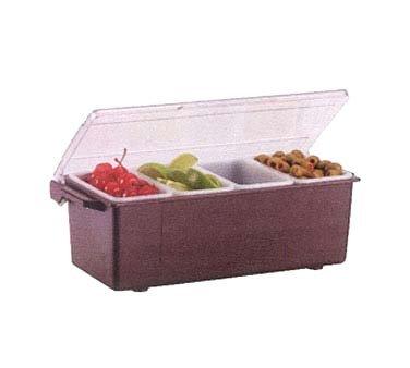 Vollrath Kondi-Keeper Condiment Dispenser, plastic, standard lid, 4 pint, 12