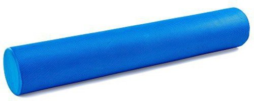 STOTT PILATES Foam Roller Soft - (Blue), 36 Inch/92 cm