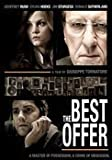 The Best Offer by MPI HOME VIDEO by Giuseppe Tornatore