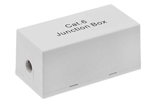 Punch Down Coupler (SF Cable, CAT6 Junction Box, 110 Punch Down Type UL listed)