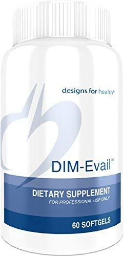 Designs for Health DIM-Evail - 100mg Diindolylmethane without Soy (60 Softgels) ()