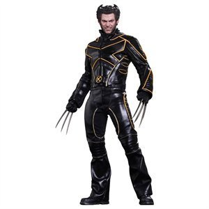Wolverine X-Men The Last Stand Action Hot Toys Fi