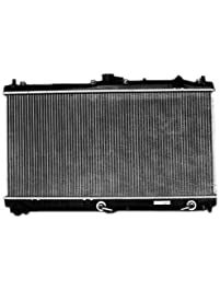 TYC 2268 Mazda Miata 1-Row Plastic Aluminum Replacement Radiator