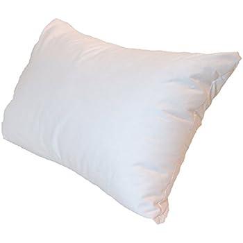 13x19 Inch Pillowflex Cluster Fiber Pillow Form Insert - Made in USA - Rectangle Oblong