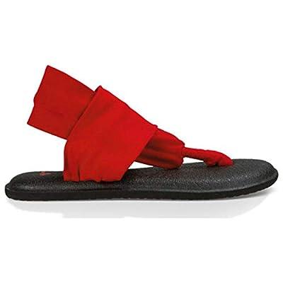 Sanuk Women's Yoga Sling 2 Solid Vintage Sandal