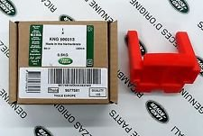 LAND ROVER LR3 / DISCOVERY 3 / RANGE ROVER SPORT / LR4 / DISCOVERY 4 - TOW HITCH COVER - BLANKING PLUG IN FRAME GENUINE PART# KNG500013 (2008 Range Rover Sport Tow Hitch compare prices)