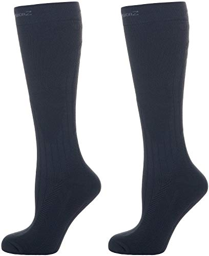 Thermal Winter 20–30 mmHg Graduated Sport Compression Socks for Men & Women