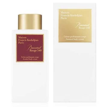 Maison Francis Kurkdjian BACCARAT ROUGE 540 Body Cream 250ml 8.5oz