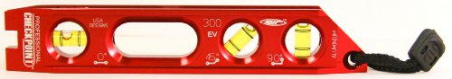 CHECKPOINT 0315R EV300 Torpedo Level, Red