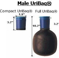 Male Uribag Urinal By Kinsman Enterprises