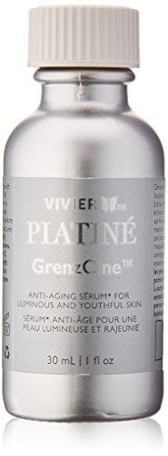 VivierSkin Platine Grenzcine Anti-Aging Serum For Luminous And Youthful Skin, 1.0 Fluid -