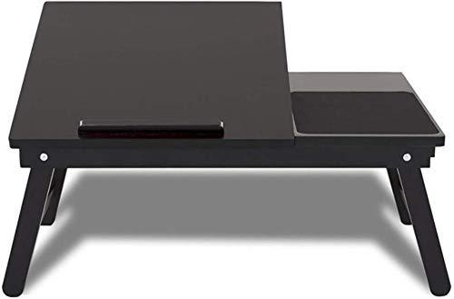 ZHAS Mesa Plegable Mesa para computadora portátil/Escritorio de ...