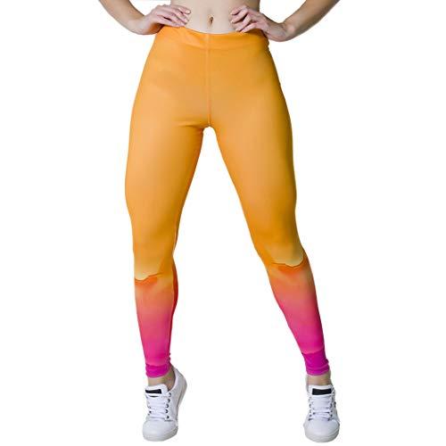 Calça Feminina Legging Sublimada Paint Art