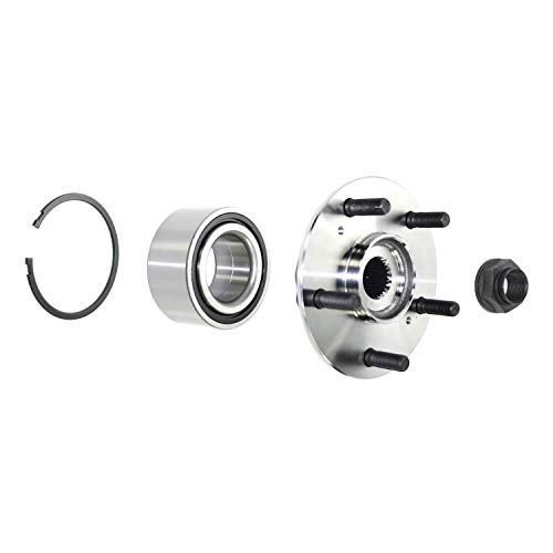 DuraGo 29596025 Front Wheel Hub Kit ()