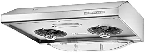 """AC/3000BS PACIFIC RANGE HOOD 30"""" AUTO CLEAN MADE IN TAIWAN 800 CFM STAINLESS STEEL."""