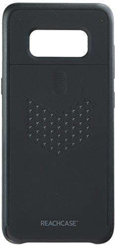 reach by BRINK case Alcance por Brink Carcasa teléfono Celular para Samsung Galaxy S8–At & t/T-Mobile, Color Negro,...