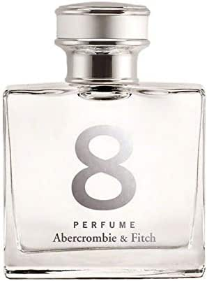 NEW BOTTLE & BOX DESIGN Abercrombie & Fitch 8 Perfume 1.7 oz