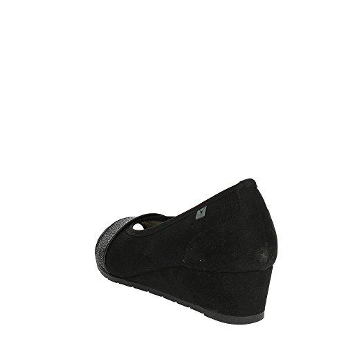 Cinzia Soft IAB331822 Open Toe Pumps Damen Schwarz